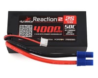 Dynamite Reaction 2.0 2S 50C Hard Case LiPo Battery w/EC3 (7.4V/4000mAh)