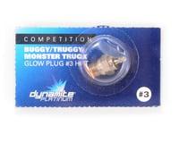 Dynamite Platinum Standard Glow Plug (#3 - Hot)