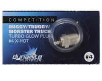 Dynamite Platinum Series Turbo Glow Plug (#4 - Extra Hot)