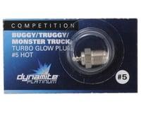 Dynamite Platinum Series Turbo Glow Plug (#5 - Hot)