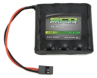 EcoPower 4-Cell NiMH AA SBS-Flat Receiver Battery w/Rx Connector (4.8V/2000mAh)