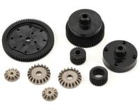 ECX Transmission Plastic Gear Set: All ECX 1/10 2WD