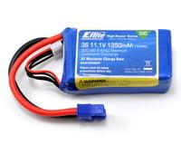 E-flite 3S LiPo Battery Pack 30C (11.1V/1350mAh)