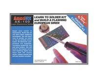 Elenco Electronics AK-100 Learn to Solder Kit