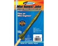 Estes Mini Honest John Rocket Kit Skill Level 1
