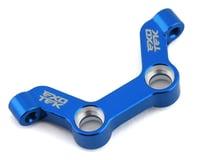 Exotek DR10 Aluminum HD Steering Rack (Blue) (Team Associated Trophy Rat)