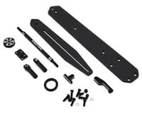 Exotek RC10B6 Carbon Fiber Adjustable Wheelie Bar Set