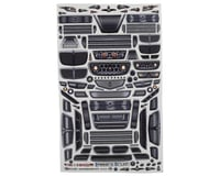 """Firebrand RC Grilles Multi-Fit Decal Sheet (8.5x14"""")"""