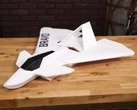 "Flite Test Bravo ""Maker Foam"" Electric Airplane Kit (736mm)"