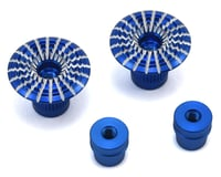 FrSky Umbrella Style 3D M3 Gimbal Stick End (Blue)