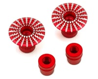 FrSky Umbrella Style 3D M4 Gimbal Stick End (Red)