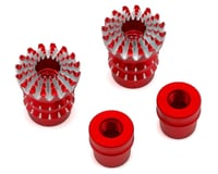 FrSky Lotus Style 3D M4 Gimbal Stick End (Red)