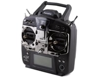Futaba 10J 2.4GHz S/FHSS Radio System (Helicopter)