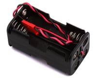 Futaba Dry Rx 4 AA Batt Case W/J Conn