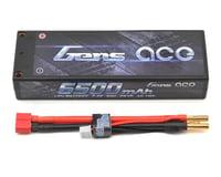 Gens Ace 2S LiPo Battery Pack 50C w/4mm Bullets (7.4V/6500mAh)