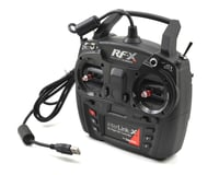 RealFlight RF8 Interlink-X Transmitter (works with RF-X)