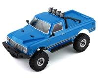 HobbyPlus CR-18 Convoy 1/18 RTR Scale Mini Crawler (Metallic Blue)