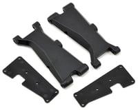 HB Racing Front Suspension Arm Set