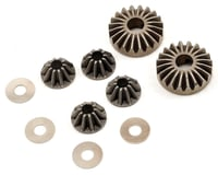 HB Racing E817T Hardened Steel Differential Gear Set