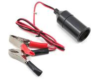 HobbyZone Firebird Stratos Alligator Clip to 12V Lighter Adapter