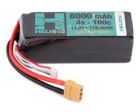 Helios RC 4S 100C LiPo Battery w/XT90 Connector (14.8V/8000mAh)