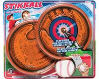 Hog Wild Games Hog Wild 53400 Stickball + Mitts Game (2 player)