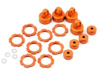HPI Blitz Flux Aluminum Shock Parts Set (Orange)