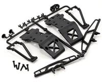 HPI Savage XS Flux Bumper & Skid Plate Set