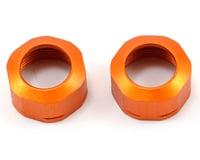HPI Sprint 2 12x13x0.8mm Grooved Shock Cap (Orange) (2)