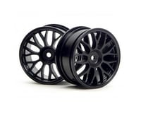 HPI Mesh Wheel 26mm Black (2)