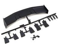 HPI Sprint 2 Plastic 1/10 GT Wing Set (Black)