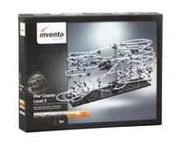 HQ Kites 501925 Space Rail Marble Roller Coaster with Steel Balls Level 5
