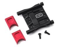 Hot Racing Arrma Kraton 6S BLX Aluminum Center Differential Cover EZM Mount (Black)