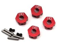 Hot Racing Arrma Granite/Senton Aluminum 12mm Wheel Hub Adapter (4)