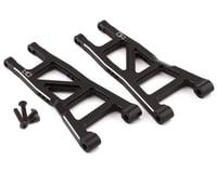 Hot Racing Arrma Senton Mega 4x4 Aluminum Front Suspension Arms (Black) (2)