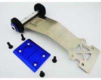 Hot Racing Stainless Steel Wheelie Bar, for Electric Stampede and Rust