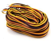 Hitec 3 Color Servo Wire (50')