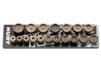 Hudy 64P Aluminum Pinions w/Caddy (18T ~ 35T) (18)