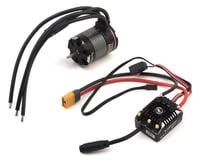 Hobbywing AXE 540 FOC Waterproof V1.1 Sensored Brushless Combo w/1200kV Motor