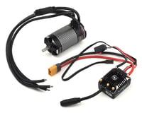 Hobbywing AXE 550 FOC Waterproof V1.1 Sensored Brushless Combo w/3300kV Motor