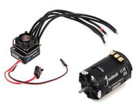 Hobbywing XR10 Justock G3 Sensored Brushless ESC/SD G2.1 Motor Combo (17.5T)