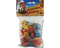 IMEX  Wild West Bag Of Cowboys 30Pc