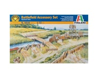 Italeri Models 1/72 Napoleonic Wars Battlefield Accessories Set