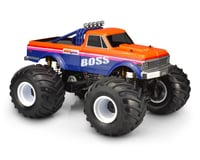 """JConcepts 1970 Chevy C10 10.5"""" Monster Truck Body (Clear) (Tamiya Clod Buster)"""