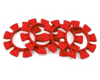 """JConcepts """"Satellite"""" Tire Glue Bands (Red)"""