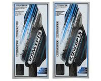 JConcepts Team Associated B6.1/B6.1D Precut Chassis Protective Sheet (2)