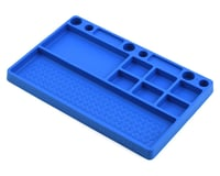 JConcepts Rubber Parts Tray (Blue)