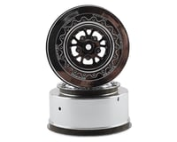JConcepts Tactic Street Eliminator Rear Drag Racing Wheels (2) (Chrome)