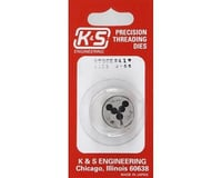 K&S Engineering Threading Die,2-56