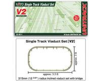 Kato N V2 Single Track Viaduct Set